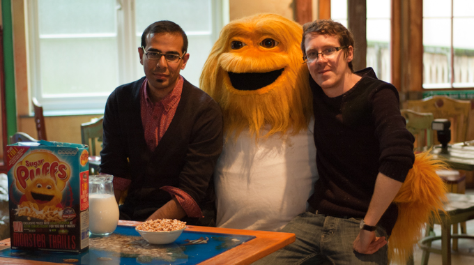 CW have been retained as social media agency for Honey Monster Foods